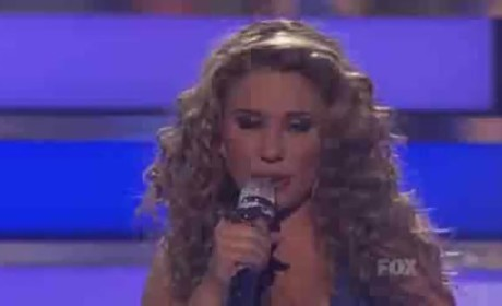 Haley Reinhart - You Oughta Know