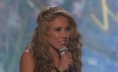 Haley Reinhart Farewell Song