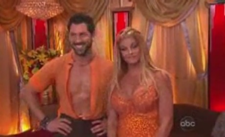 Dancing With the Stars Finals - Kirstie and Maks (Judges' Choice)