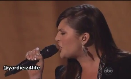 Lady Antebellum - Just a Kiss (Live)