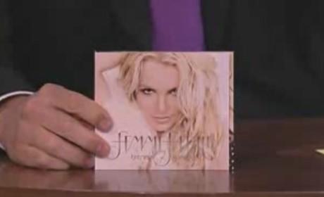 Britney Spears - Big Fat Bass (on Jimmy Kimmel Live)