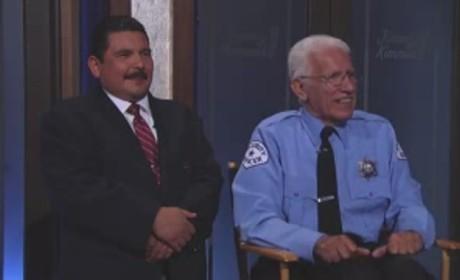 Taylor Lautner on Jimmy Kimmel Live