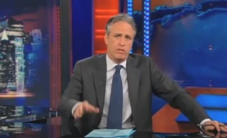 Jon Stewart Jokes About Anthony Weiner