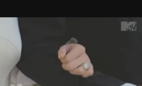 Breaking Dawn Wedding Tease