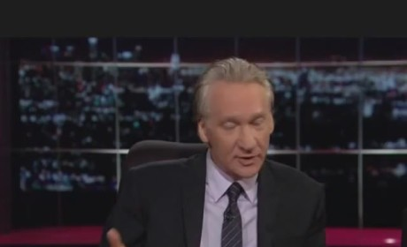 Bill Maher and Jane Lynch Recite Anthony Weiner Facebook Messages