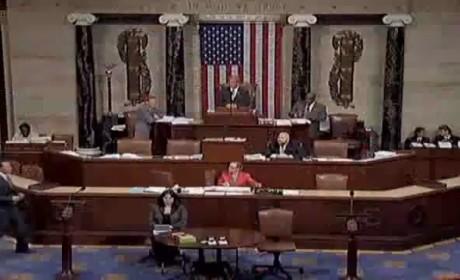Anthony Weiner Congress Outburst