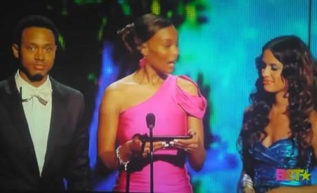 Chris Brown-Rihanna BET Awards Mix-Up