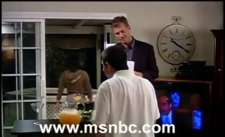 Chris Hansen, To Catch a Predator Host, Caught Cheating
