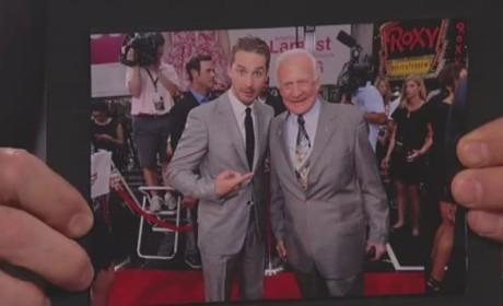 Shia LaBeouf on Jimmy Kimmel, Part 2