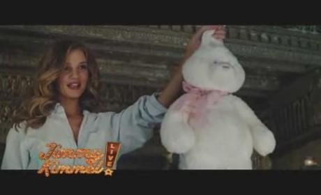 Shia LaBeouf on Jimmy Kimmel, Part 3