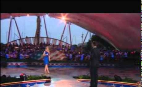 Matthew Morrison and Kelli O'Hara - A Capitol Fourth Performances