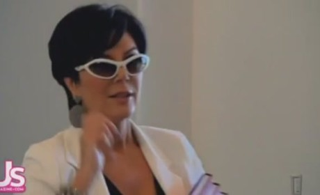 Keeping Up with the Kardashians Klip: No Marriage for Kourtney!