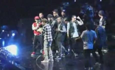 Jaden Smith vs. Justin Bieber: Dance-Off!