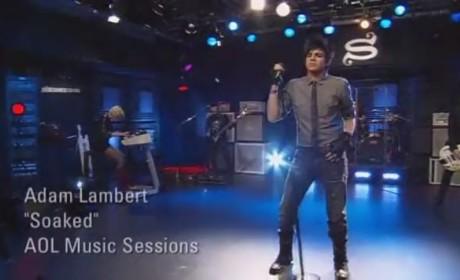 Adam Lambert - Soaked (Live)