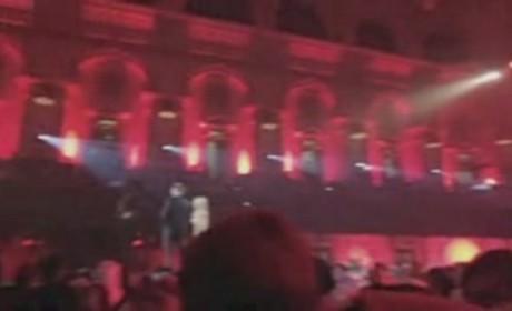 Lady Gaga at Sydney Monster Hall - Sneak Peek