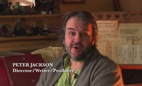 The Hobbit Production Video