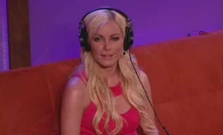 Crystal Harris on Hugh Hefner Sex: One Time. Two Seconds!