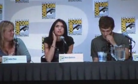 The Vampire Diaries Comic-Con Panel