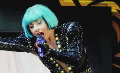 """Lady Gaga Sued For Ripping Off """"Judas"""""""