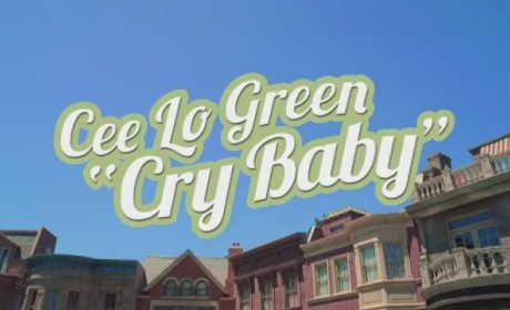Cee Lo Green - Cry Baby (Music Video)