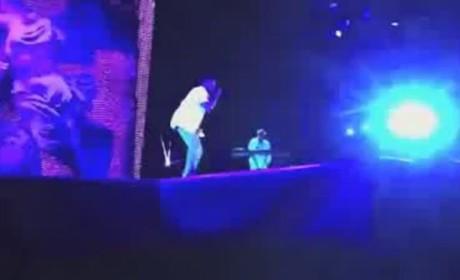 Down Goes Kanye!!!