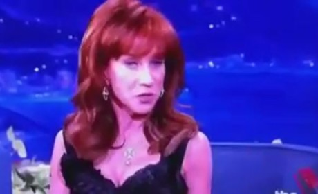 Kathy Griffin on Michele Bachmann