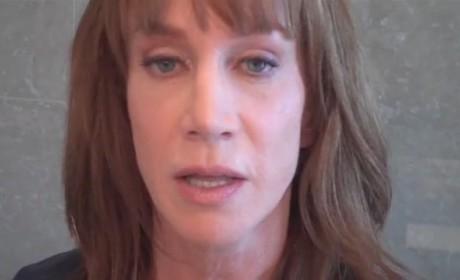 Kathy Griffin Hearts Justin Bieber