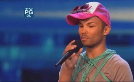 The X Factor Promo: Xander