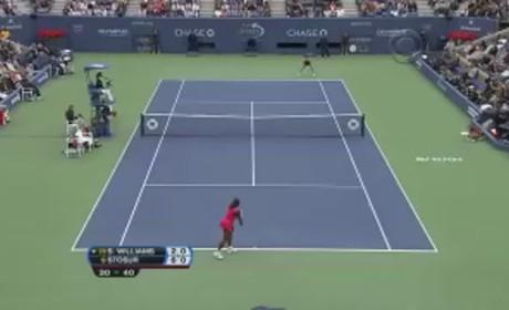 Serena Williams U.S. Open Outburst