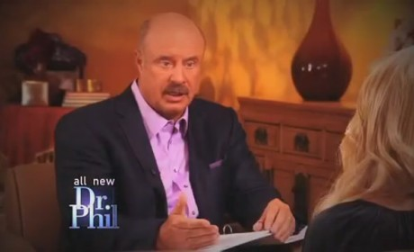 Taylor Armstrong Dr. Phil Interview: Reaction to Husband's Suicide