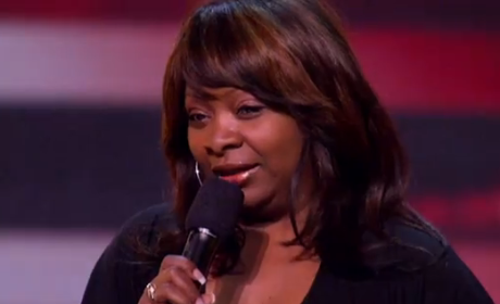 Elaine Gibbs to X Factor Judges: You've Got a Friend!