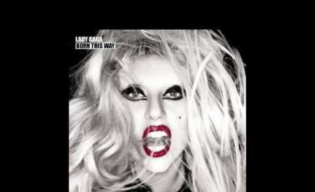 Lady Gaga - Marry the Night (Single)