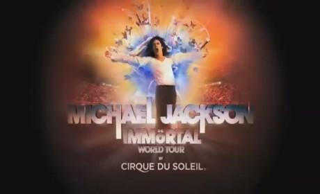 Michael Jackson Cirque du Soleil Show: Amazing!