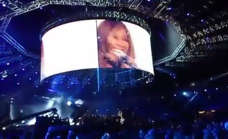 Christina Aguilera - Dirty Diana (Live at MJ Tribute)