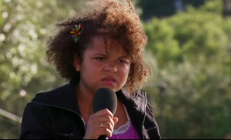 Rachel Crow - I Want It That Way