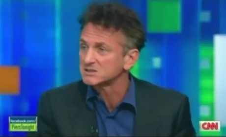 Sean Penn Rips Tea Party