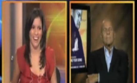 Harry Belafonte Falls Asleep on Live TV Interview