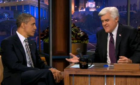 Barack Obama on The Tonight Show, Part III