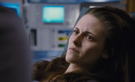Breaking Dawn TV Trailer: A Pregnant Pause