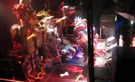 Cory Smoot, Gwar Guitarist, Dies on Tour