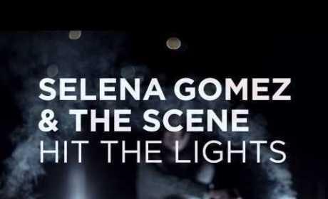 "Selena Gomez Video Tease: ""Hit the Lights"""