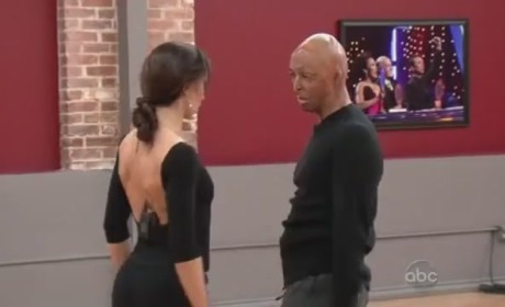 J.R. Martinez on Dancing With the Stars (Week 9 - Paso Doble)