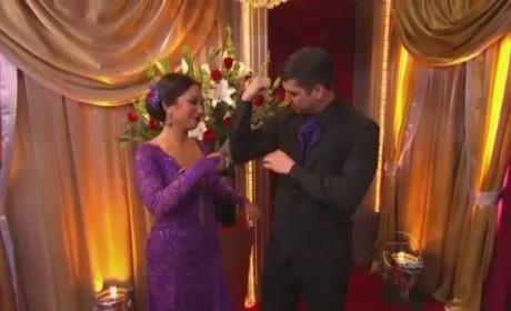 Rob Kardashian on Dancing With the Stars (Week 9 - Tango)