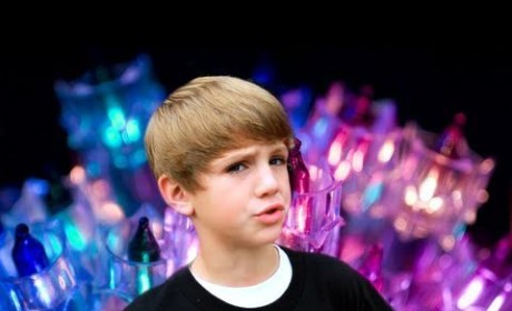 Matty B Makes Like Justin Bieber