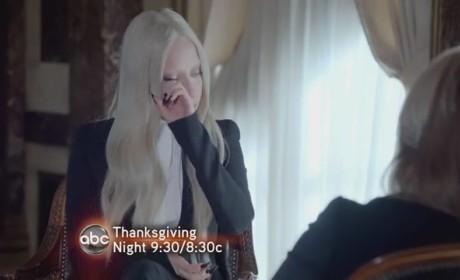 A Very Gaga Thanksgiving Preview