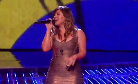 Kelly Clarkson - What Doesn't Kill You (Stronger) (Live)