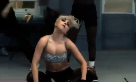 "Lady Gaga ""Marry the Night"" Video Preview"