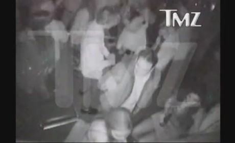 Brooke Mueller Drunk, Dancing at Club