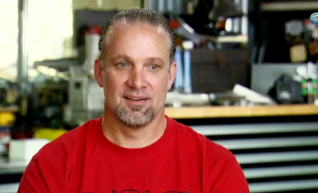 Jesse James: Sort of Trashing Sandra Bullock on American Chopper!