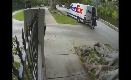 FedEx Delivery FAIL